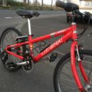 ルイガノ自転車 子供用20インチ
