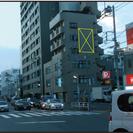 屋外広告スペース 月額1万 8㎡  立川 壁面 位置は基本自由 置...