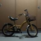 子供用 キャデラック自転車 16インチ