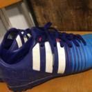 サッカー トレーニングシューズ 23cm adidas