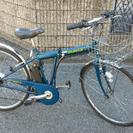 suisui 電動アシスト自転車 27インチ折りたたみ 難あり