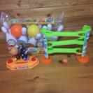 商談中:アンパンマン おもちゃ3点セット ボーリング他
