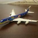 【レア品】1/500 ANA B747-400 Marine J...