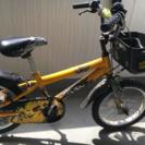 16インチ子供用自転車売ります。