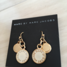 "MARC BY MARC JACOBS ピアス ""Enamel ..."