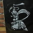 <切り絵>東大寺 金剛力士立像 阿形+吽(うん)形 (奈良県) ...