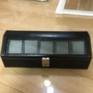 時計収納ボックス