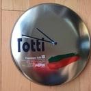 即決★ペプシ ビック缶バッチ時計 トッティ★ローマ イタリア代表...