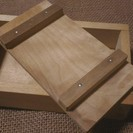 押しずしの枠 木製