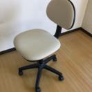 事務用の椅子差し上げます