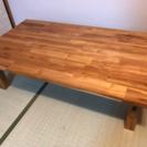 【定価60,480円】unico BREATH ローテーブル