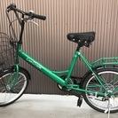 自転車(美品・サイマ製2017モデル)