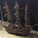 【詳細不明】帆船模型