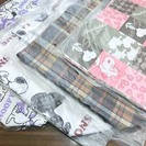 AOKI スヌーピー 特大トートバッグ 4種類セット 柄 鞄 キ...