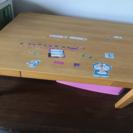 引き取り相談中 天然木 テーブル 千趣会