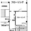 近畿大学近くの賃し店舗です。近鉄大阪線長瀬駅より徒歩1分。初期費用不要、家賃7万円 - 東大阪市