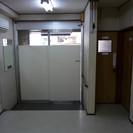近畿大学近くの賃し店舗です。近鉄大阪線長瀬駅より徒歩1分。初期費用不要、家賃7万円 - レンタルオフィス