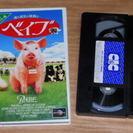 【VHS】ベイブ(愛と勇気と挑戦と...)