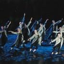 キプスバレエのコンテンポラリーダンスの画像