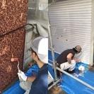 お住いの外壁・屋根の塗装いたします !