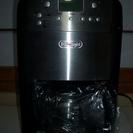 デロンギ 全自動コーヒーメーカーCMG310E-S 使用…