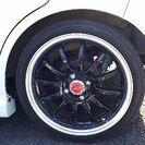 エスカーダ NF330 16インチ、タイヤ165/45/16 4本...