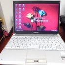 新品HDD 120GB交換済 薄型ノートパソコン 軽量 稼働品  ...