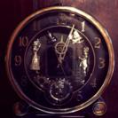 レトロ可愛い♡からくり時計