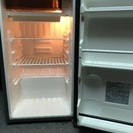 SANYOの冷蔵庫。冷凍、冷蔵が可能です。の画像