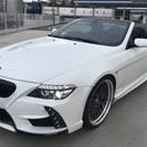 ★ BMW 650i カブリオレ 車検31年3月 33917キロ ★