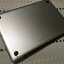 訳あり品 MacBookPro MD101 J/A 2012 中...