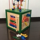 中古✳︎木製知育玩具