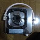 リンナイ ガス1口コンロ ホワイト   KG-11C 13A (都...