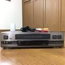 VHSビデオデッキ 1000円