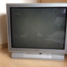 25型ブラウン管テレビ(^^)