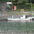 小型中古船