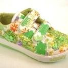 新品 Lelli Kelly レリーケリー イタリア子ども靴 14cm