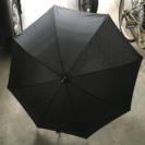 傘 新品 黒 ブラック