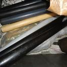樹脂丸棒、加工用材料等 タキロン 塩ビ丸棒あり