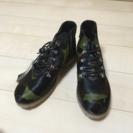 ムッシュニコルのオシャレな靴