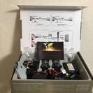 新品 HID 2灯 フルセット H1 H4 HI/Lo