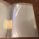 無印 リングファイル3冊 & スリムポケットホルダー7冊 - 売ります・あげます