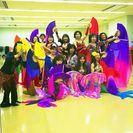 鈴鹿市のベリーダンス教室、ベリーエクササイズ教室