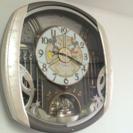 【人気商品】ディズニーからくり電波時計