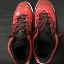 赤 ナイキ NIKE メンズ バスケットボールシューズ ジョーダ...