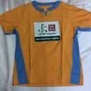 【未使用】オレンジ色120Tシャツ(多分スポーツ用)