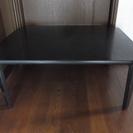 中古USED 折りたたみテーブル 黒 ブラック