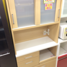 ☆美品☆ 2面食器棚 レンジボード 福岡 糸島
