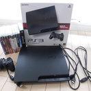 PS3 + おまけのソフト10本付