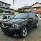 BMW X5 激安!ナビ付き!の画像